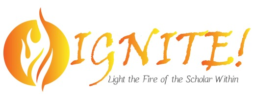 Ignite! Homeschool Co-op Class Curriculum Logo