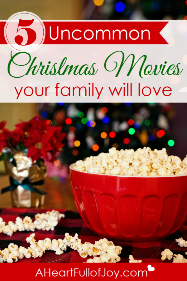 5 uncommon Christmas movies that your family will love