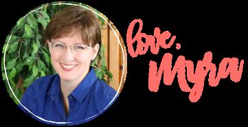 Myra Johnson author of A Heart Full of Joy