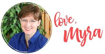 Myra Johnson, author of A Heart Full of Joy