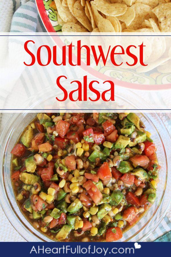 Southwest Salsa recipe