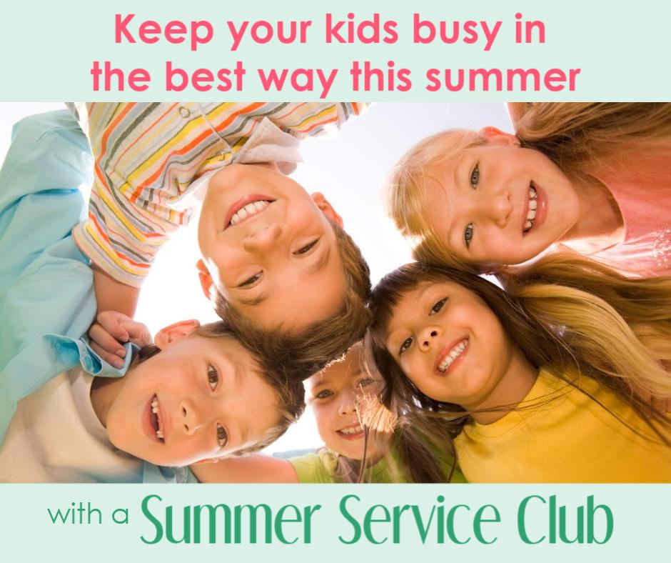 Summer Service Club