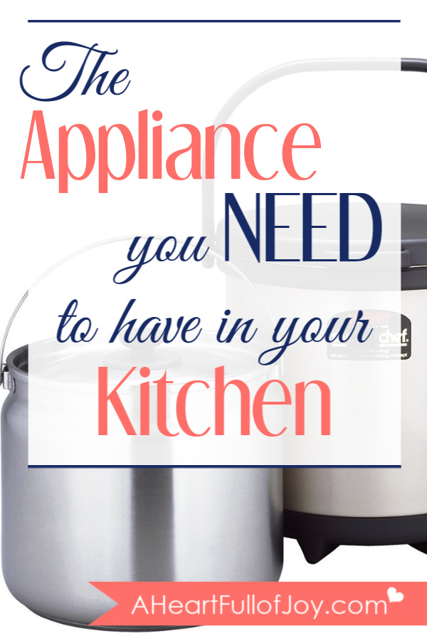 THE Kitchen Appliance You Need - What is a Thermal Cooker and How Does it Work?