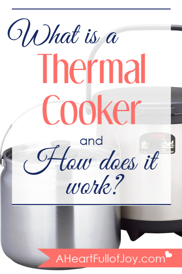 What is a Thermal Cooker and How Does it Work?