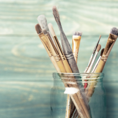 Top 10 art supplies for young artists