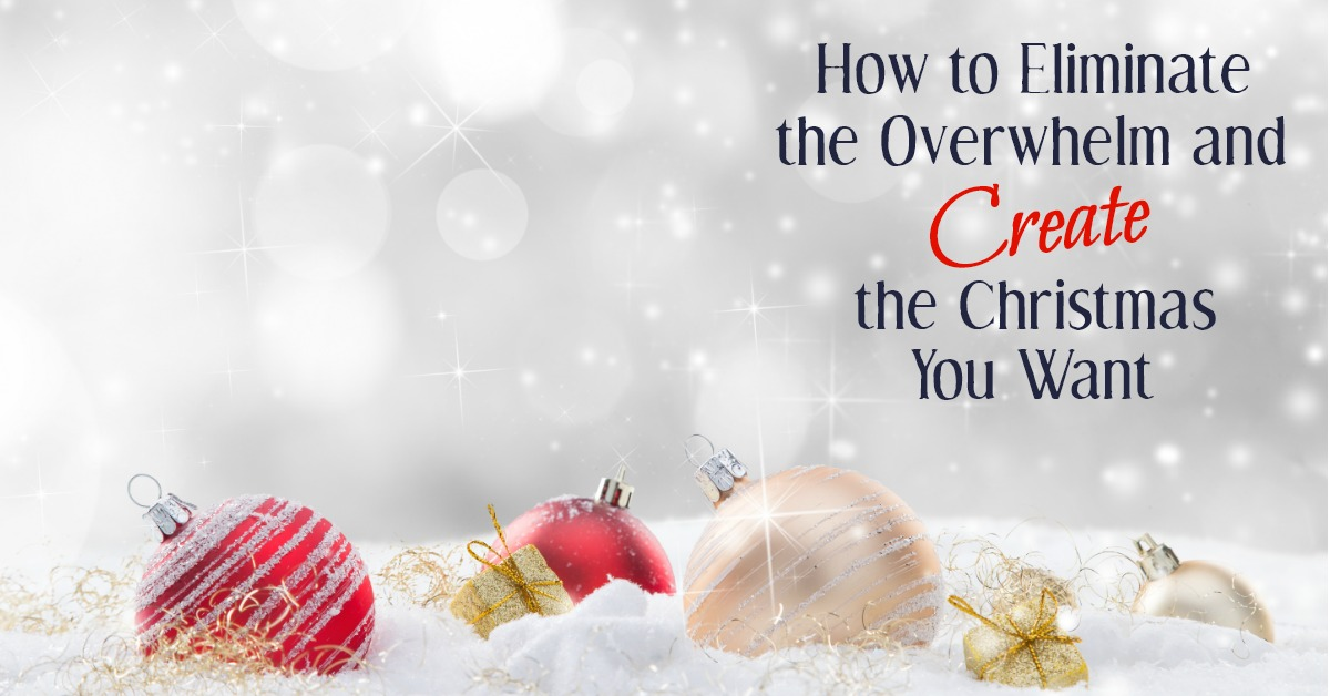 What if you could really create the kind of Christmas you've always dreamed of? Let's take a few minutes to thoughtfully create what you want to have happen and how you want to feel this Christmas. You can create your best Christmas ever! #Christmas #bestchristmasever #iheartchristmas