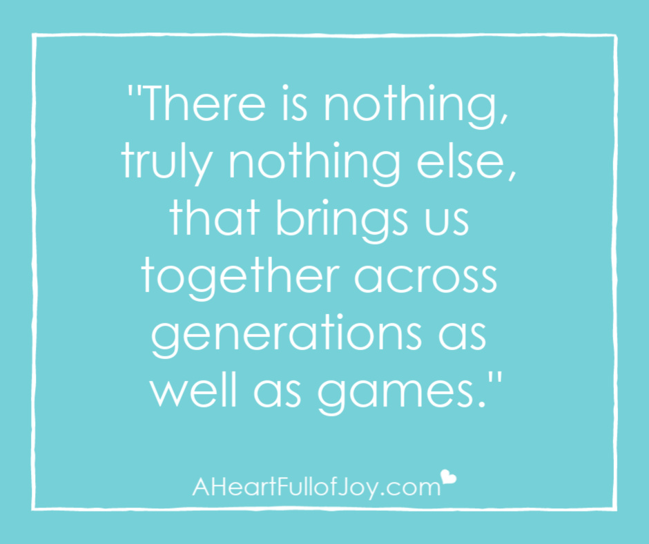 benefits of games quote